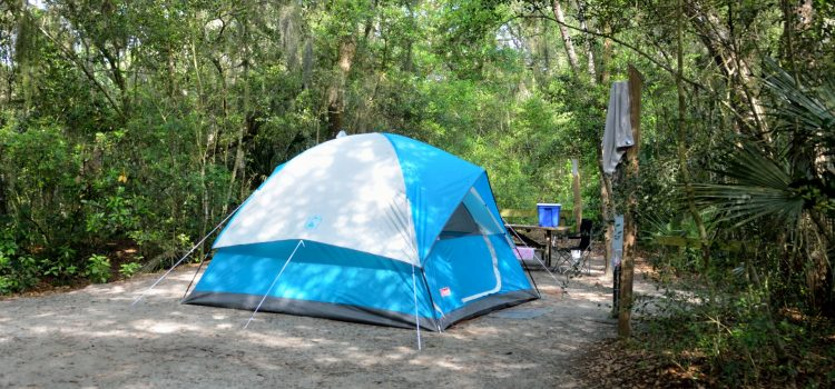Camping Les Gaves