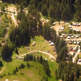 Camping le Val du Gave d'Aspe