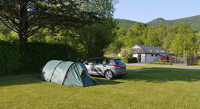 Camping le Valentin