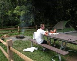Camping le Vieux Berger