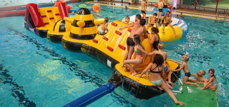 Passez des vacances farniente en famille dans un camping avec parc aquatique dans les Pyrénées